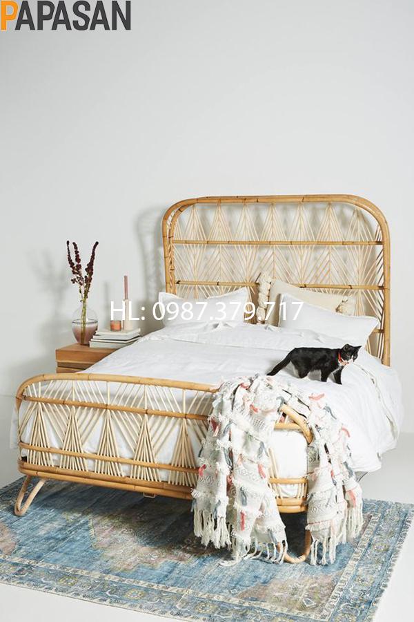 giường mây g11